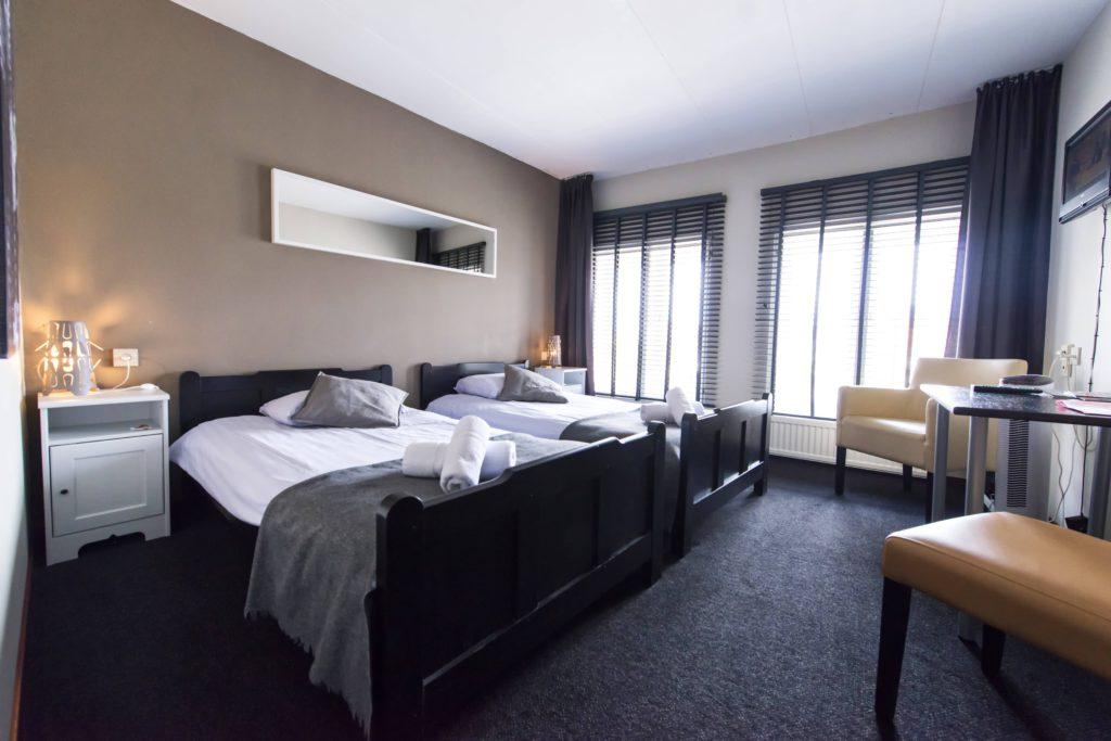 Standard Double room | Hotel de Pauw