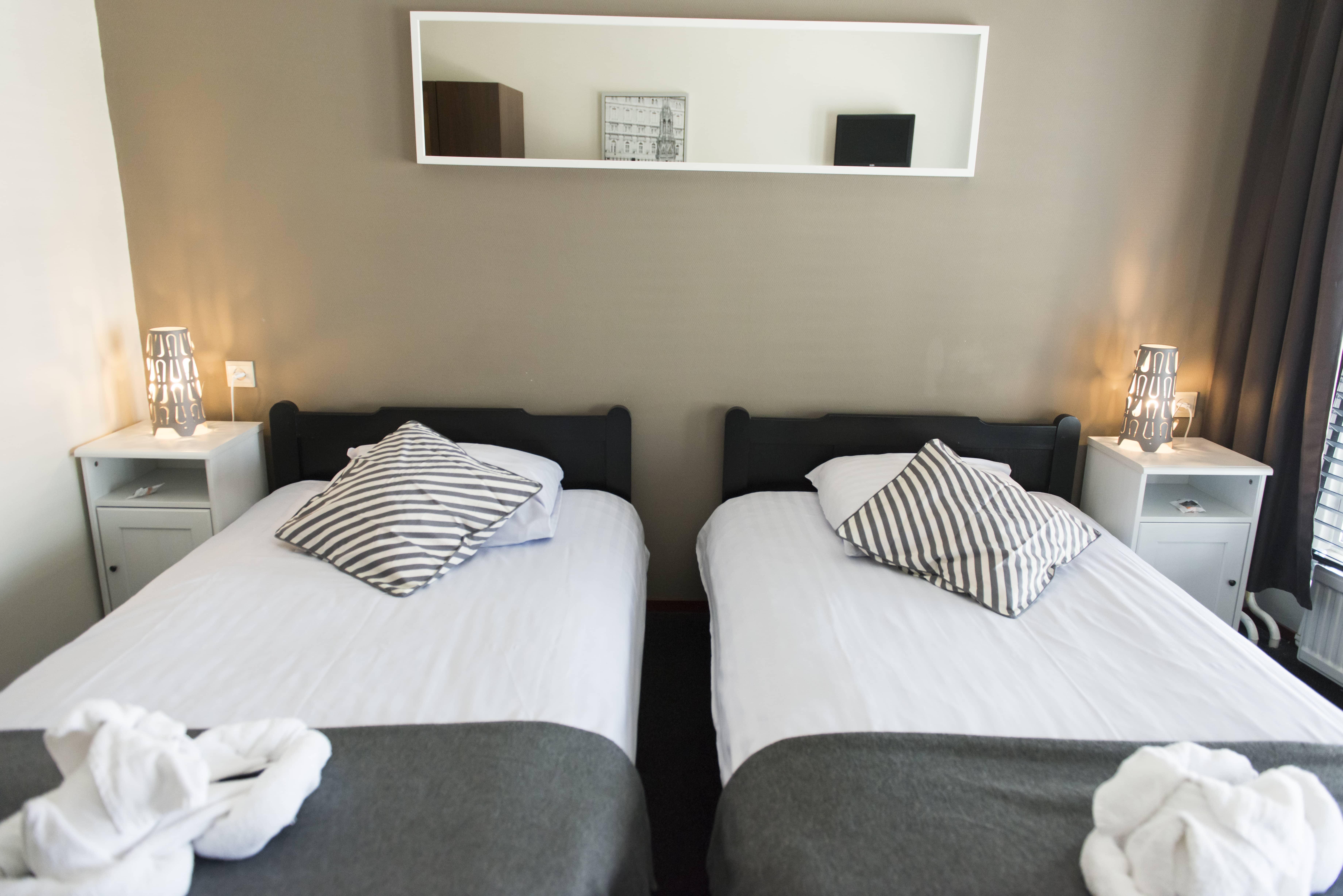 Standaard Double Room | Hotel de Pauw
